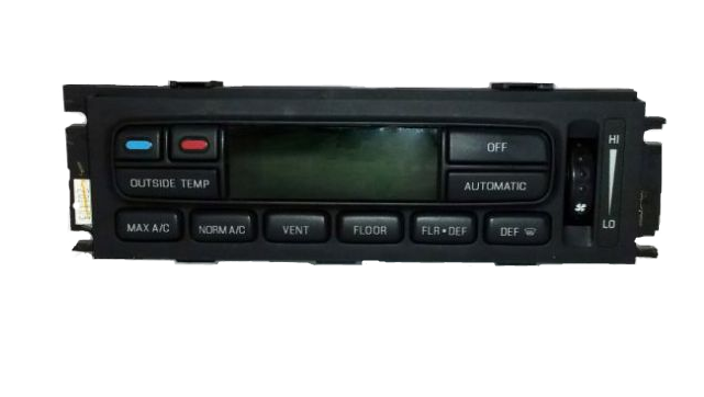 1995-1997 Ford Heater and A/C Control Repair