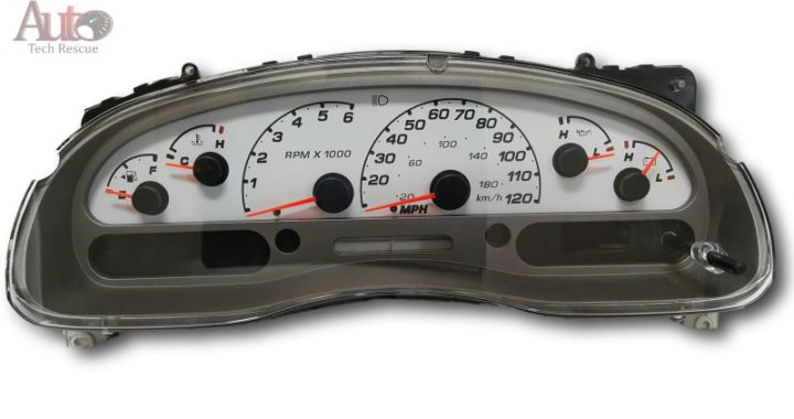 Sport Trac Instrument Cluster Problems | Auto Tech Rescue