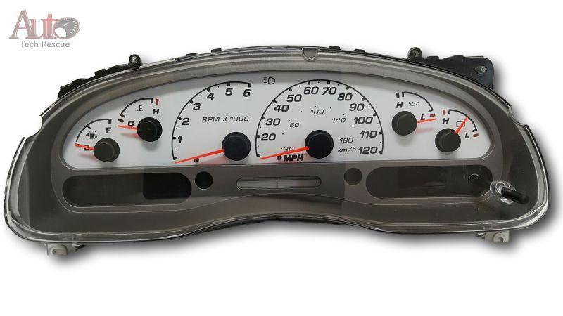Ford Explorer Sport Trac Instrument Cluster Repair