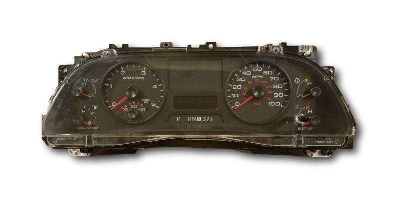 Ford Super Duty F250 F350 F450 F550 Instrument Cluster Repair (2005-2007)