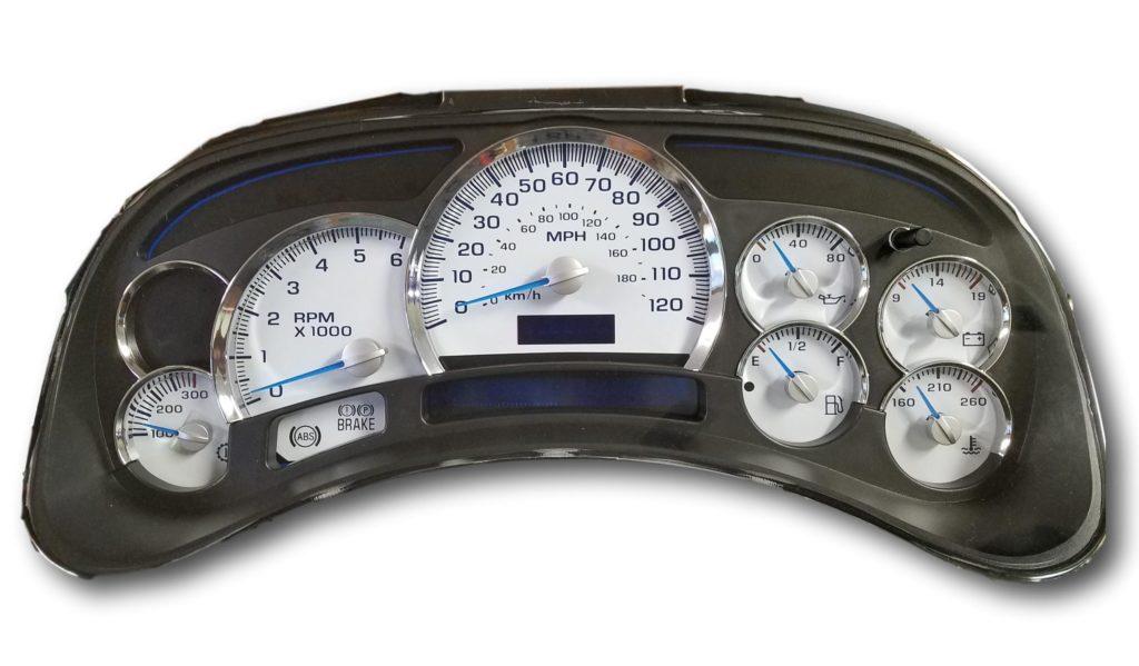 Chevy Silverado Instrument Cluster Repair