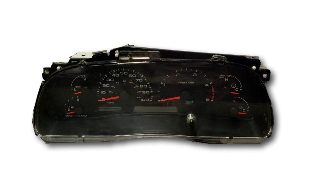 FITS FORD F-550 F550 SPEEDOMETER INSTRUMENT CLUSTER GAUGE REPAIR REBUILD