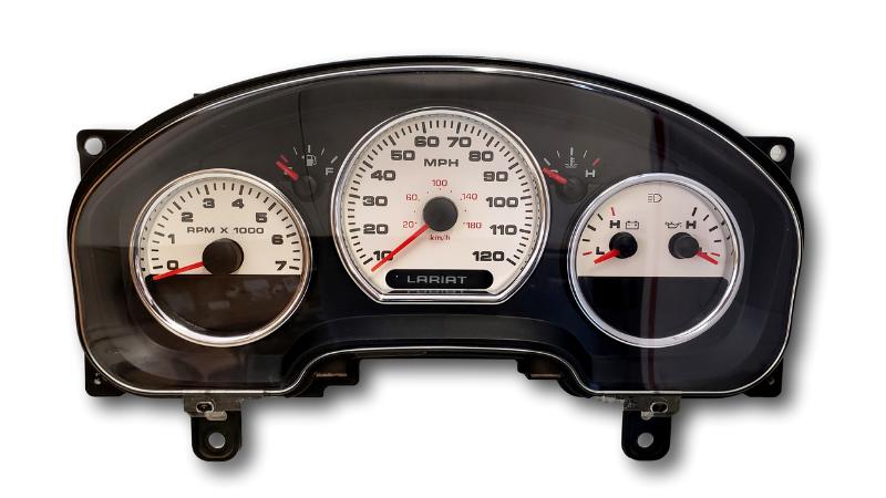 2004-2008 FORD F150 ODOMETER CLUSTER REPAIR